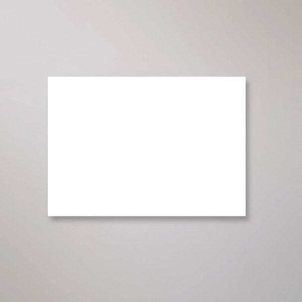 Enveloppe blanche format 114 mm x 162 mm